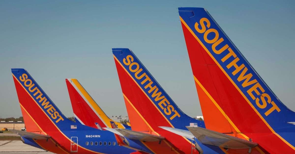 Dear Southwest, I Love You (a.k.a. Maria: It's Amazing What Can Happen in 24 Hours)